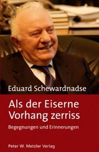 Eduard Schewardnadse ISBN 9783936283105